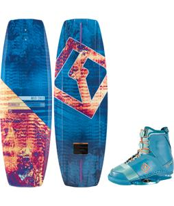Connelly Wild Child Wakeboard w/ Ember Bindings