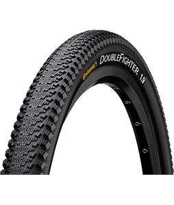 Continental Double Fighter III Wire Bead Bike Tire