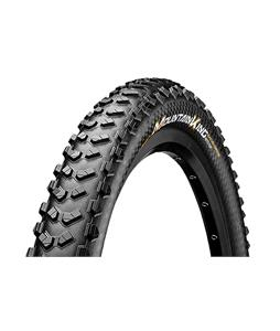 Continental Mountain King II Fold Protection + Black Chili Bike Tire Black