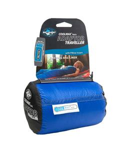 Sea To Summit Adaptor Coolmax Traveller Sleeping Bag Liner