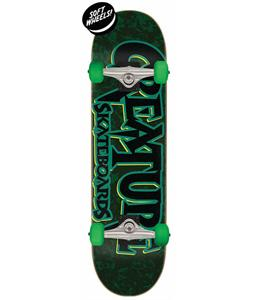 Creature Cinema Skateboard Complete