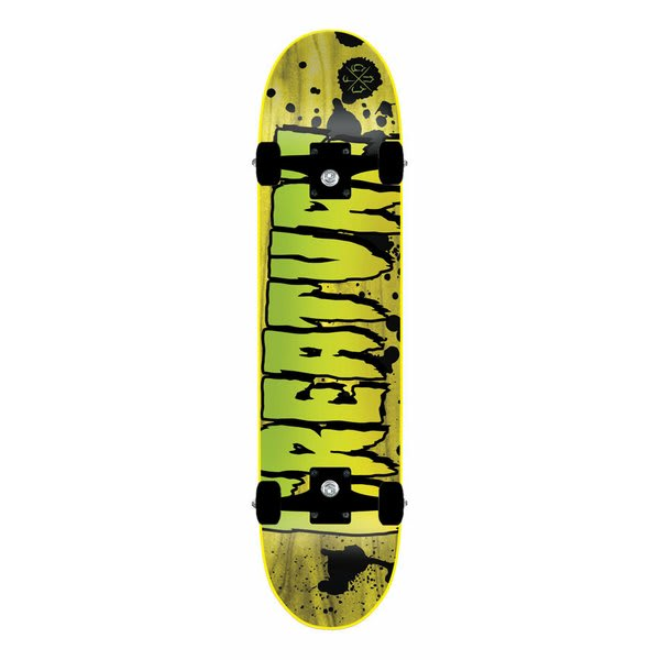Creature Logo Stain Sm Powerply Skateboard Complete U.S.A. & Canada