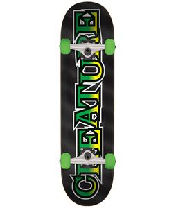 Creature Long Logo Skateboard Complete