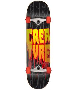 Creature Stacks LG Skateboard Complete