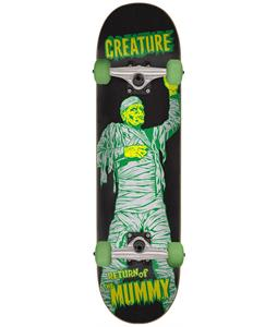Creature The Mummy Skateboard Complete