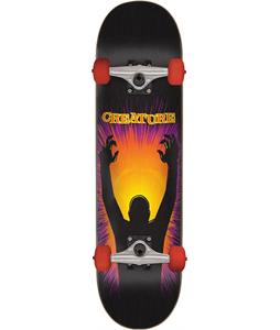 Creature The Thing Mini Skateboard Complete