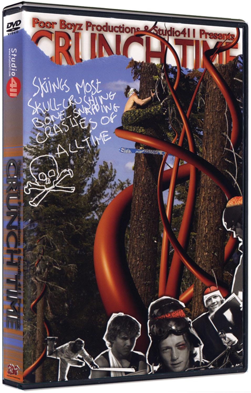 Crunch Time Ski DVD viskictd8zz-ski-dvds