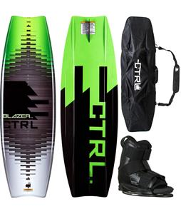 CTRL Blazer w/ Imperial Wakeboard Package + Bag