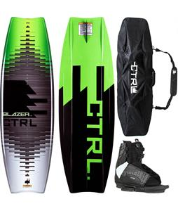 CTRL Blazer w/ Standard Wakeboard Package + Bag