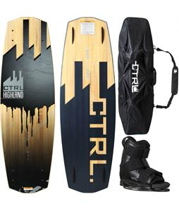 CTRL Highland w/ Imperial Wakeboard Package + Bag
