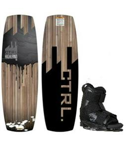 CTRL Highland w/ Imperial Wakeboard Package