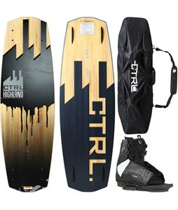 CTRL Highland w/ Standard Wakeboard Package + Bag
