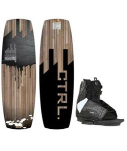 CTRL Highland w/ Standard Wakeboard Package