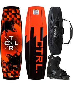 CTRL Scope w/ Imperial Wakeboard Package + Bag