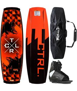 CTRL Scope w/ Standard Wakeboard Package + Bag
