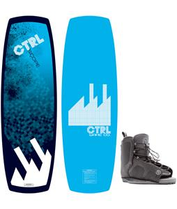 CTRL Scope Wakeboard w/ Hyperlite Remix Bindings
