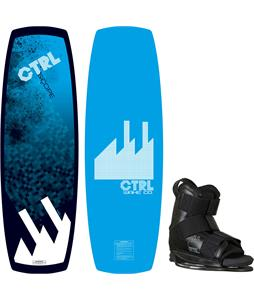 CTRL Scope w/ Standard Wakeboard Package
