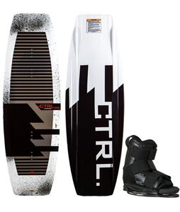 CTRL Standard w/ Imperial Wakeboard Package + Bag