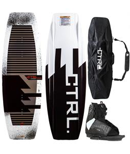 CTRL Standard w/ Standard Wakeboard Package + Bag
