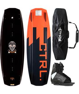 CTRL Supreme w/ Standard Wakeboard Package + Bag