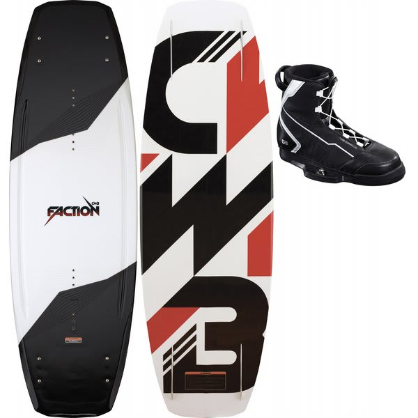 Cwb Faction Wakeboard 138 W / G6 Bindings U.S.A. & Canada