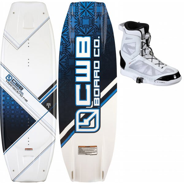 Cwb Transcend Wakeboard 142 W / Answer Bindings U.S.A. & Canada