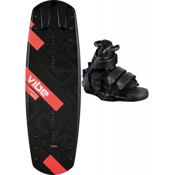 Cwb Vibe Wakeboard 136 W / Vapor Bindings U.S.A. & Canada