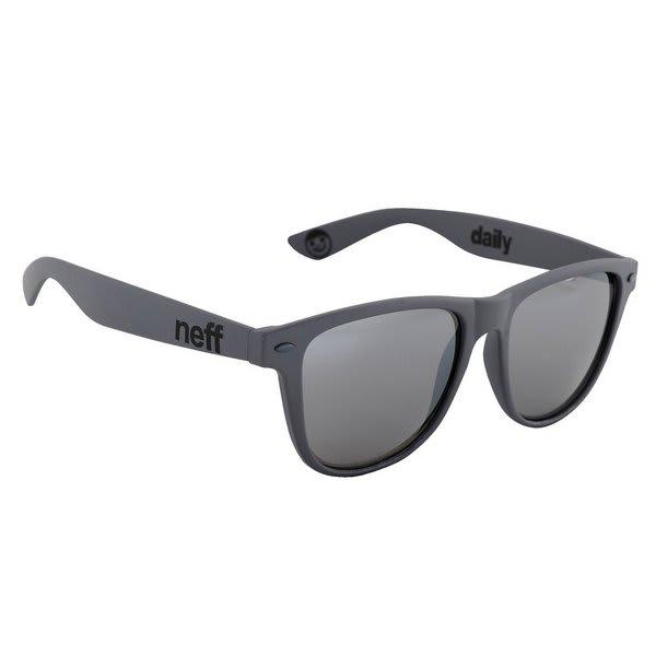 Neff Daily Sunglasses Matte Grey Lens U.S.A. & Canada
