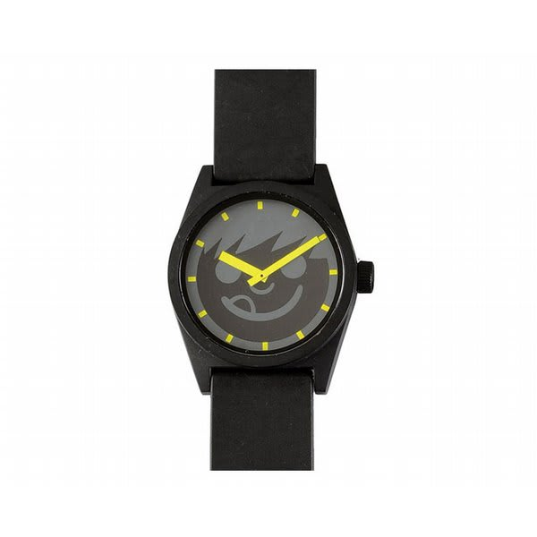 Neff Daily Sucker Watch Black / Yellow U.S.A. & Canada
