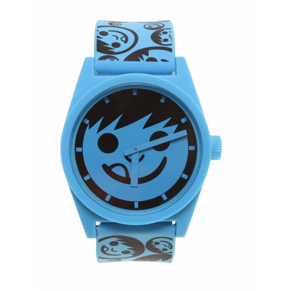 Neff Daily Sucker Watch Cyan S Band U.S.A. & Canada