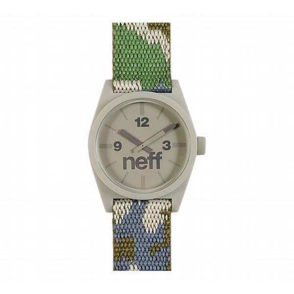 Neff Daily Woven Watch Camo U.S.A. & Canada