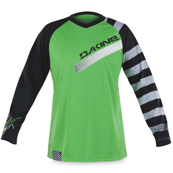 Dakine Descent L / S Bike Jersey Viper U.S.A. & Canada