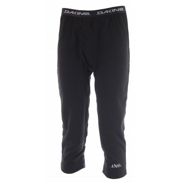 Dakine Foundation 3 / 4 First Layer Pants Black U.S.A. & Canada