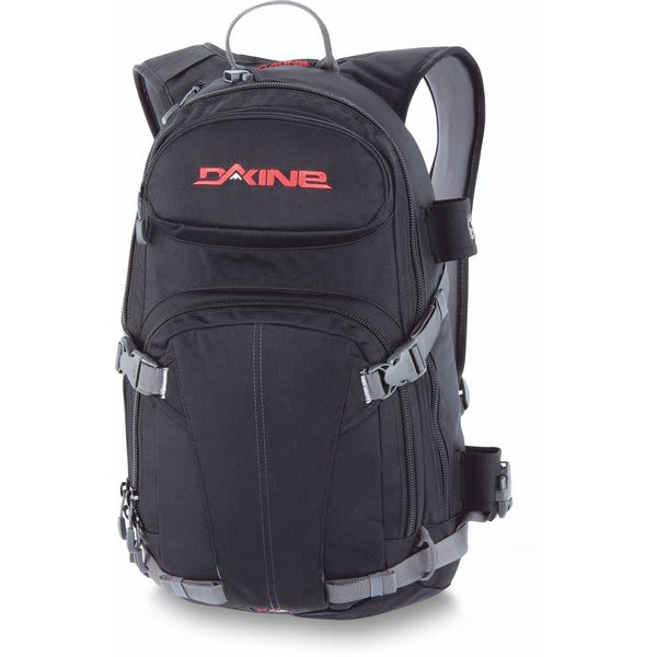 Dakine Heli Pro 20L Backpack Black U.S.A. & Canada