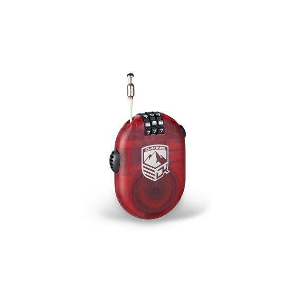 Dakine Micro Lock Red U.S.A. & Canada