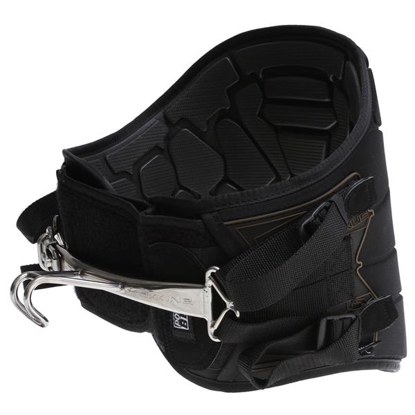 Dakine Nexus ingpin Waist Harness W / Spreader Bar Black / Gold U.S.A. & Canada