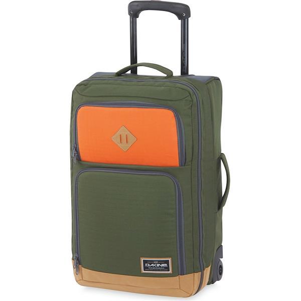 Dakine Odell Roller Travel Bag Olive 39L U.S.A. & Canada