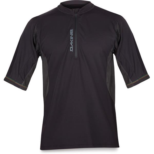 Dakine Range Zip Jersey Black U.S.A. & Canada