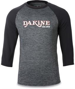 Dakine Roots Raglan Loose Fit 3/4 Sleeve Rashguard