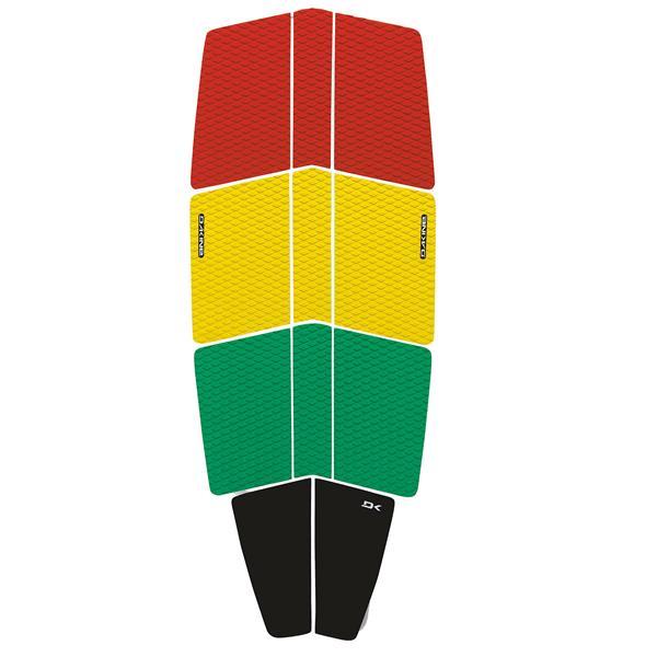 Dakine Sup Surf Traction Pad Rasta U.S.A. & Canada