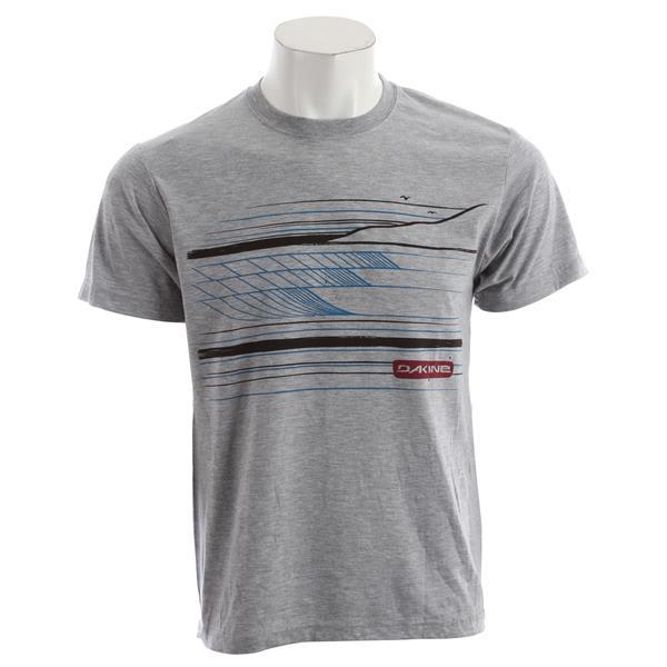 Dakine Wet / Dry Shirt Heather Grey U.S.A. & Canada