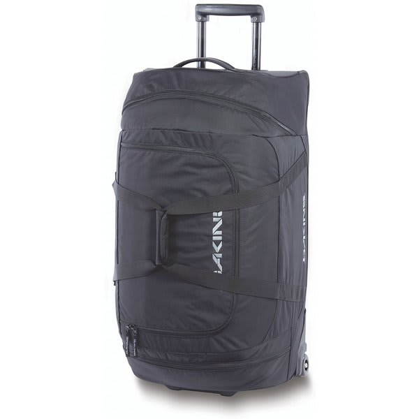 Dakine Wheeled Duffle 90L Travel Bag Black U.S.A. & Canada