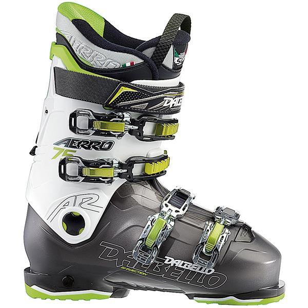 Dalbello Aerro 75 Ski Boots Black Trans / White U.S.A. & Canada
