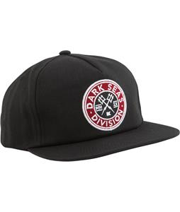 Dark Seas Journeyman Snapback Cap