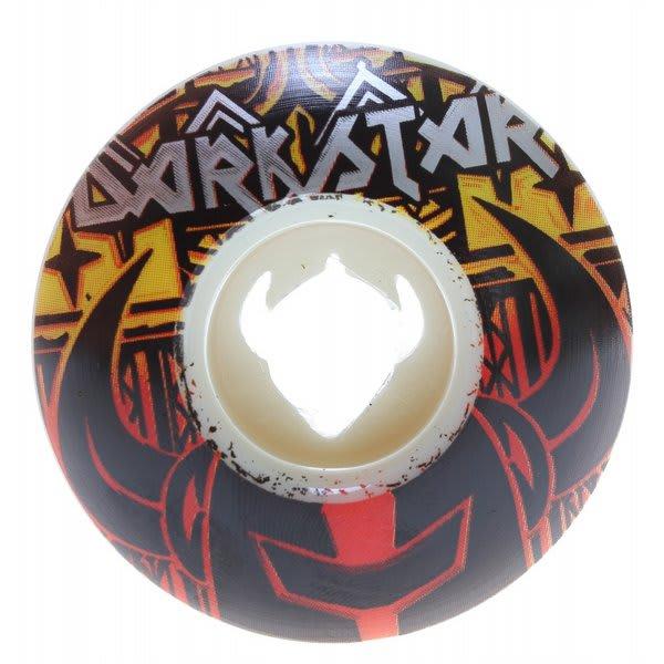 Darkstar night Catcher Master Skateboard Wheels White 54Mm U.S.A. & Canada