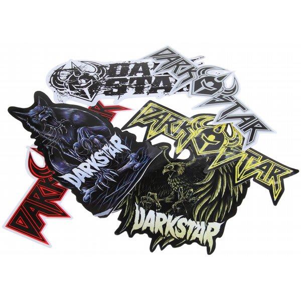 Darkstar Rabid Sticker U.S.A. & Canada