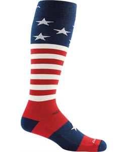 Darn Tough Captian Stripe Over-The-Calf Light Socks