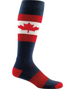 Darn Tough O Canada Over-The-Calf Cushion Socks