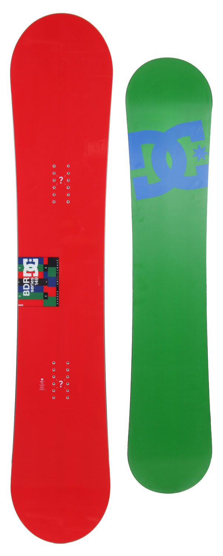DC BDR LTD Snowboard