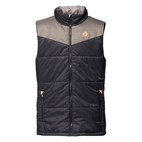 Dc Bear Vest Black U.S.A. & Canada